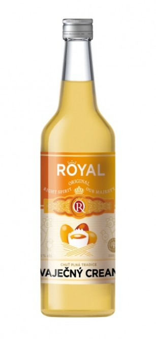 Vaječný cream 0,5l - Royal