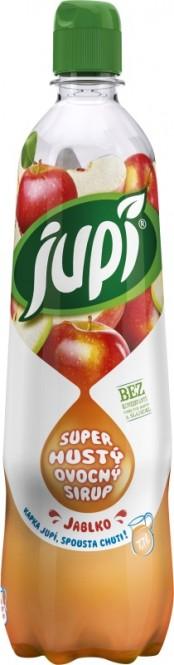 Ovocný sirup JUPÍ superhustý jablko 0,7l - PET
