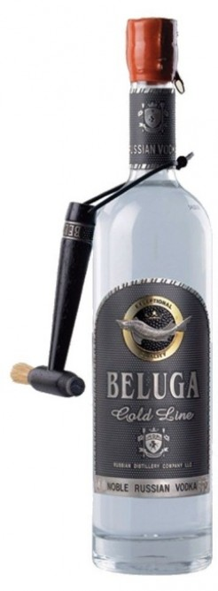 Beluga Vodka Gold Line 0.7l