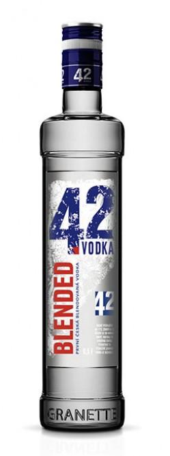 Vodka 42 0,5l