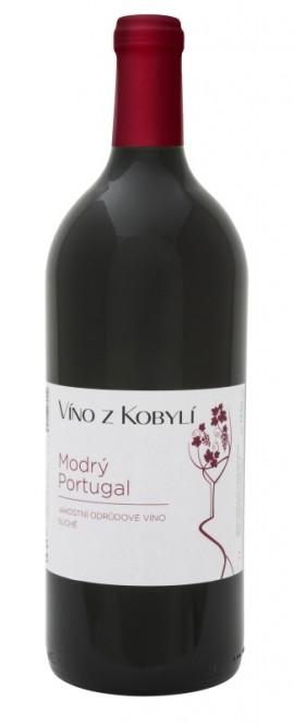 Modrý Portugal 1l - Patria Kobylí