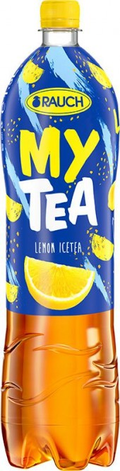 Rauch ICE TEA lemon 1,5l - PET