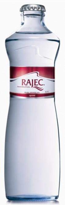 Rajec sycená 0,33l sklo - vratná lahev
