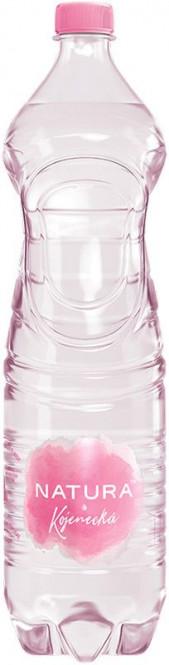 Natura kojenecká voda 1,5l - PET