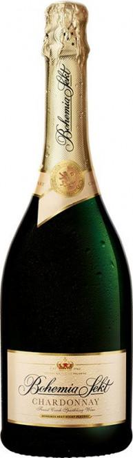 Bohemia Sekt Chardonnay brut 0,75l