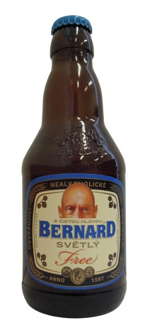 Bernard Free 0,33l - vratná lahev (20 ks)
