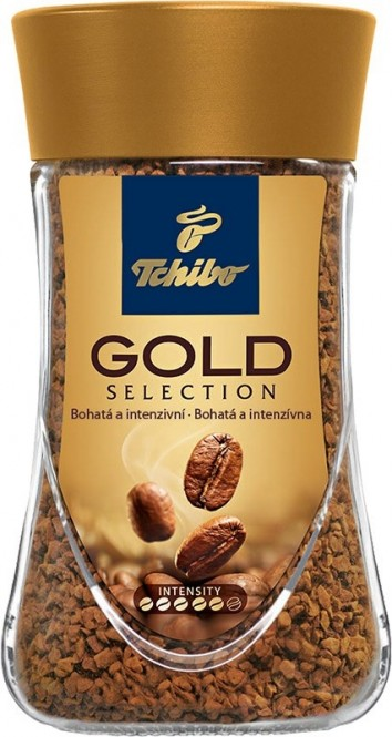 Tchibo Gold Selection 200g - instantní