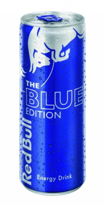 Red Bull Edition Blue 0,25l plech