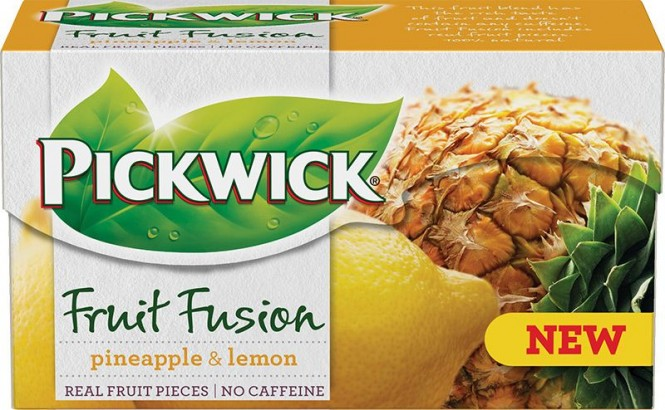 Pickwick Ananas s citrusy 20x1,5g
