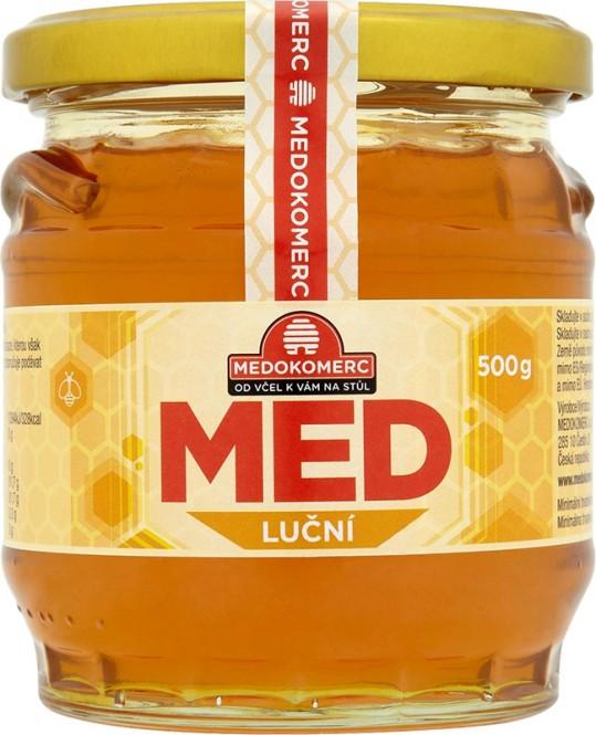 Med květový 500g