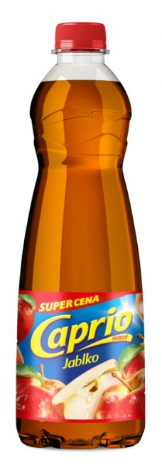 Ovocný koncentrát Caprio hustý Jablko 0,7l - PET