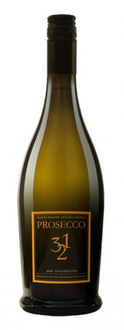 Prosecco Saccchetto 321 0,75l