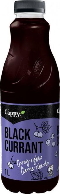 Cappy černý rybíz 1l - PET
