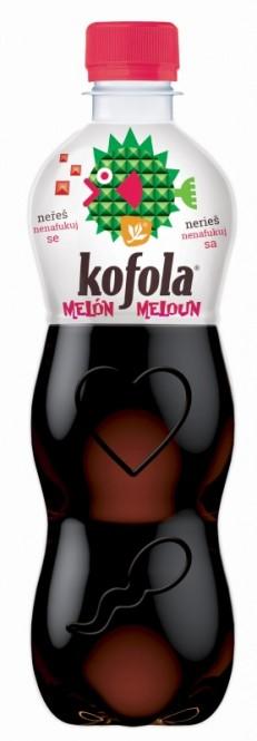 Kofola Meloun 0,5l - PET