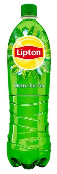 Lipton Ice Tea - Green Tea 1,5l - PET (9 ks)