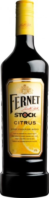 Fernet Stock Citrus 1l