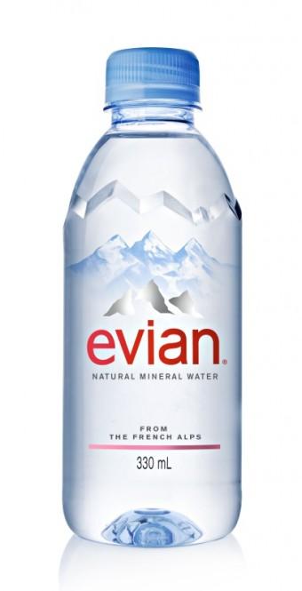 Evian 0,33l - PET