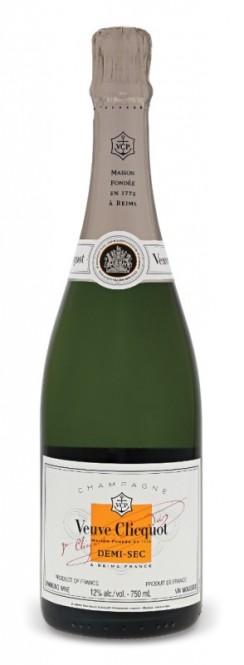 Veuve Clicquot Demi Sec 0,75l