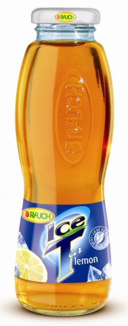 Rauch ICE TEA lemon 0,33l sklo (24 ks)