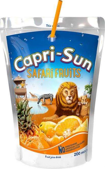 Capri-sun safari fruits 0,2l