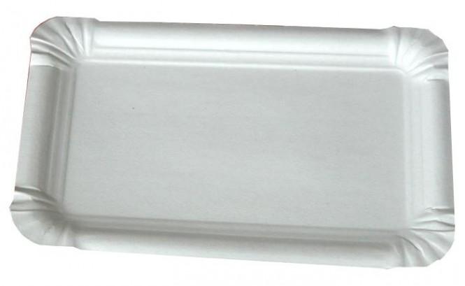 Tácek papírový č.4 13x20 cm - 100 ks