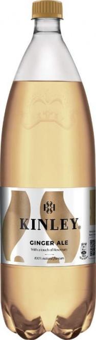 Kinley Ginger Ale 1,5l - PET