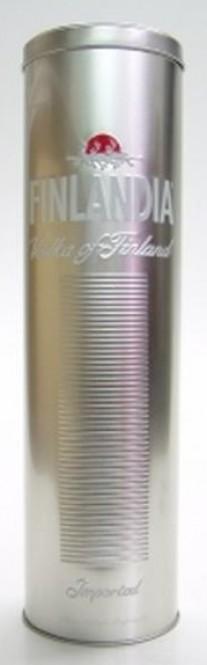 Finlandia Vodka 0,7l - plechová tuba