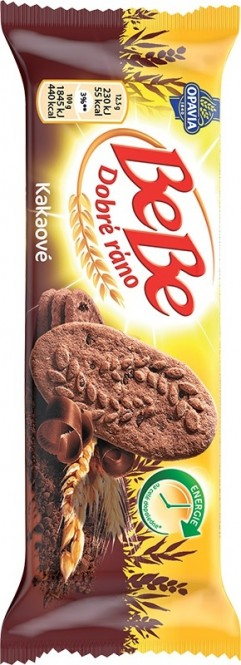 BeBe Dobré ráno kakaové 50g