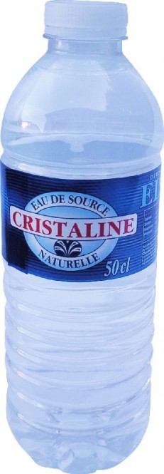 Cristaline neperlivá 0,5l - PET