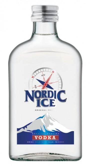 Nordic Ice vodka 0,2l
