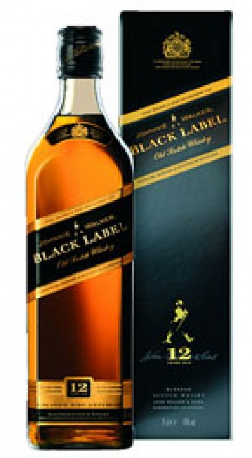 Johnnie Walker Black label 12 let 0,7l