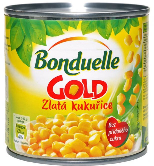 Kukuřice zlatá 425ml - Bonduelle