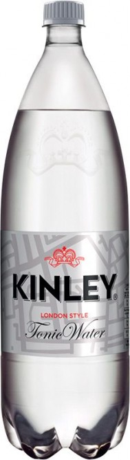 Kinley Tonic 1,5l - PET