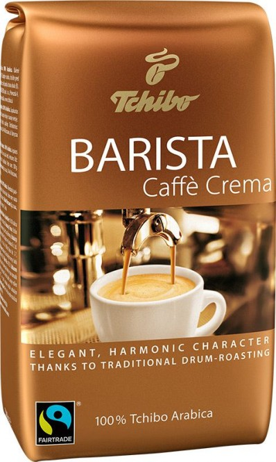 Tchibo Barista Caffé Crema 500g - zrno