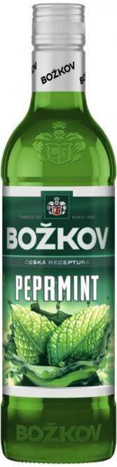 Božkov Peprmint 0,5l