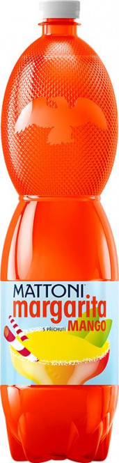 Mattoni Margarita Mango 1,5l - PET