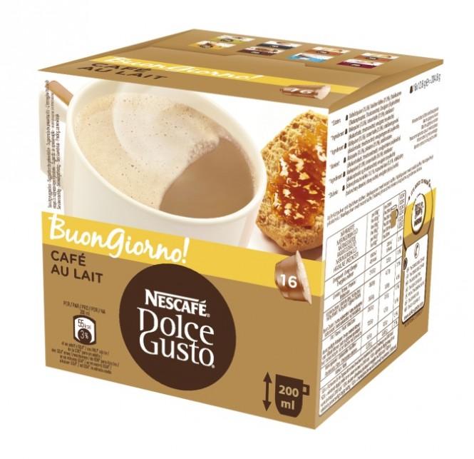 NESCAFÉ Dolce Gusto Café Au Lait 160g