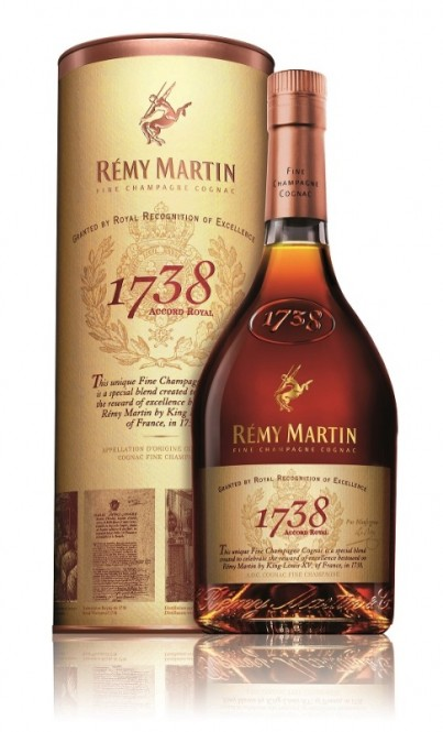 Rémy Martin 1738 Accord Royal 0,7l