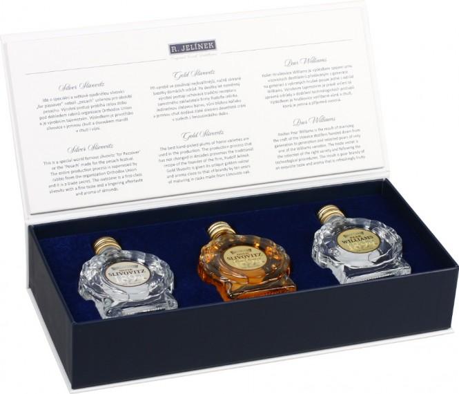 Miniatury Kosher 3x0,05l – dárkové balení