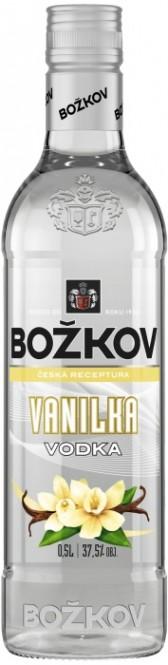 Vodka Božkov Vanilka 0,5l