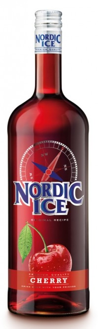 Nordic Ice Cherry 1l