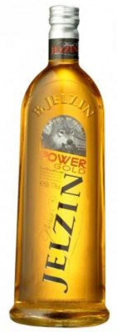 Boris Jelzin Power Gold 0,7l