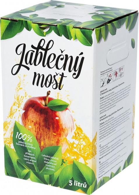 Mošt jablečný 100% 5l
