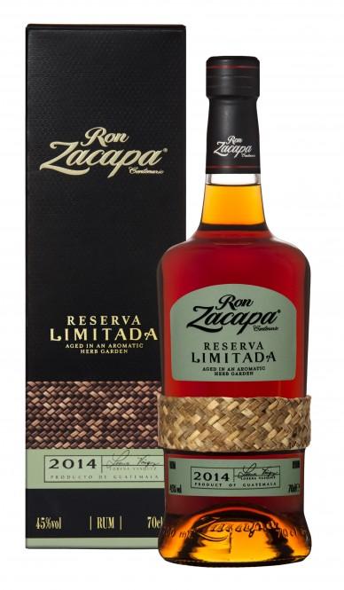 Ron Zacapa Centenario Reserva Limitada 2014 - 0,7l