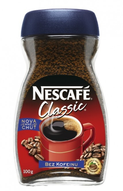 NESCAFÉ Classic bez kofeinu 100g