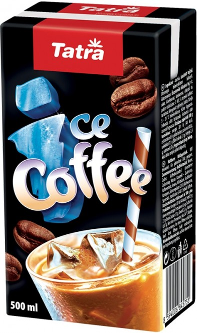 Tatra Ice coffee 500 ml