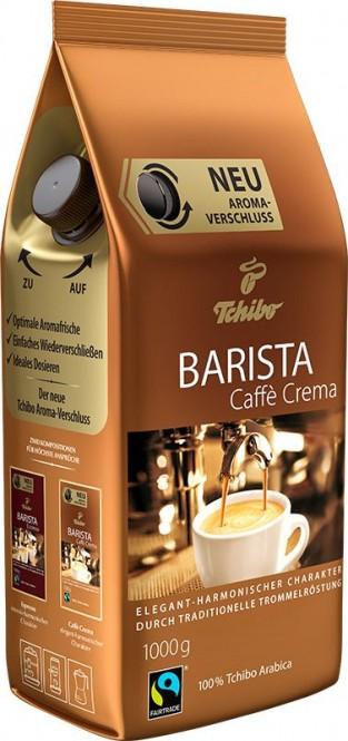 Tchibo Barista Caffé Crema 1kg - zrno