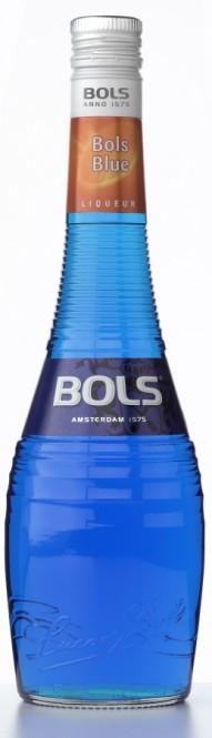 Bols Blue Curacao - citrusový likér 0,7l
