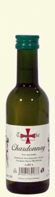 Chardonnay 0,187l - Templářské sklepy