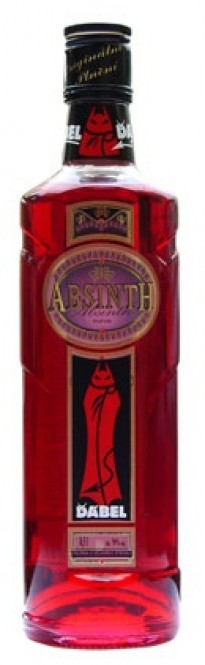 Absinth Červený Ďábel 0,5l - Starorežná Prostějov